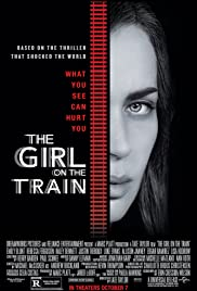 The Girl on the Train (2016) cover
