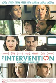 The Intervention (2016) cover