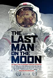 The Last Man on the Moon (2014) cover
