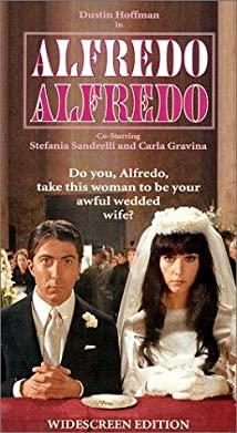 Alfredo, Alfredo (1972) cover