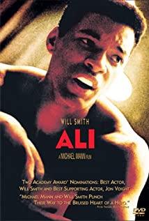 Ali (2001) cover