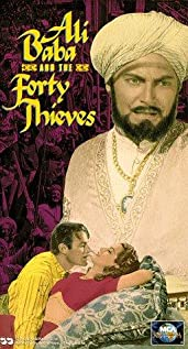 Ali Baba and the Forty Thieves (1944) cover