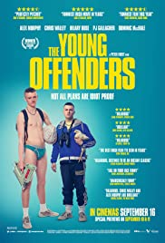 The Young Offenders (2016) cover