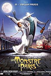 Un monstre à Paris 2011 poster