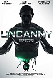 Uncanny (2015) cover