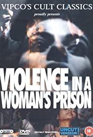 Violenza in un carcere femminile (1982) cover
