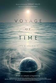 Voyage of Time: Life's Journey (2016) cover
