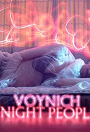 Voynich: Night People 2015 poster