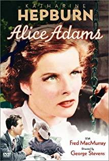 Alice Adams (1935) cover