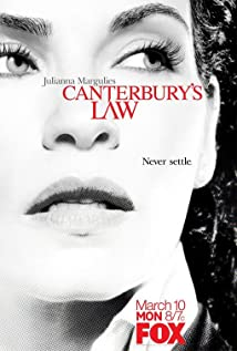 Canterbury's Law 2008 poster