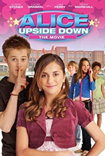 Alice Upside Down (2007) cover