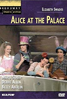 Alice at the Palace (1982) cover