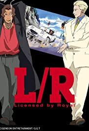 L/R: Licensed by Royal 2003 poster