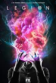 Legion (2017) cover