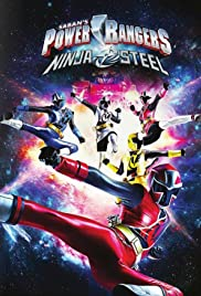 Power Rangers Ninja Steel (2017) cover