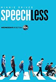 Speechless (2016) cover