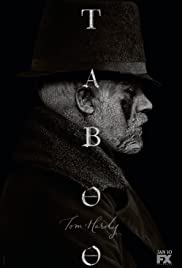 Taboo 2017 poster