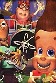 The Adventures of Jimmy Neutron: Boy Genius (2002) cover