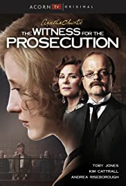 The Witness for the Prosecution (2016) cover
