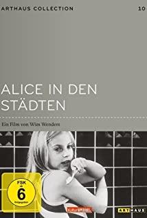 Alice in den Städten (1974) cover