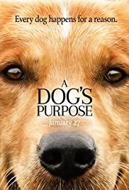 A Dog's Purpose 2017 poster