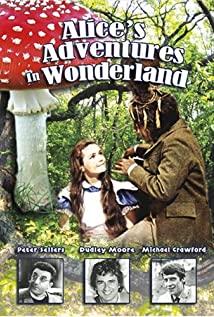 Alice's Adventures in Wonderland (1972) cover