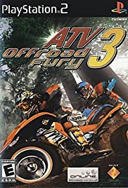 ATV Offroad Fury 3 (2004) cover
