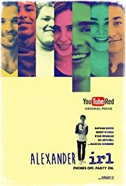 Alexander IRL (2017) cover
