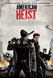 American Heist (2014) cover