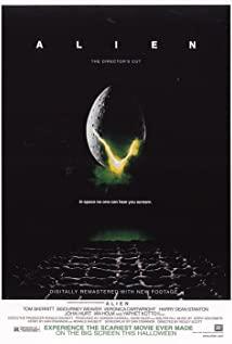 Alien (1979) cover