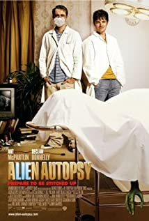 Alien Autopsy 2006 poster