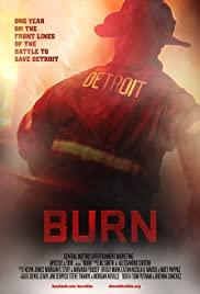 Burn (2012) cover