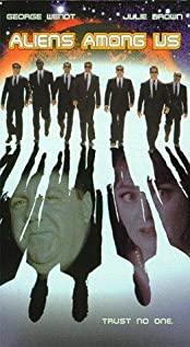 Alien Avengers II (1998) cover