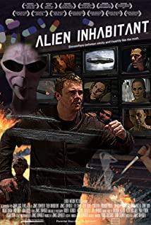Alien Inhabitant (2011) cover