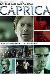 Caprica (2009) cover