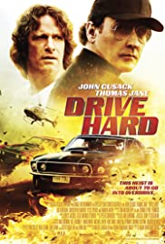 Drive Hard (2014) cover