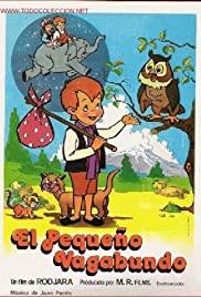 El pequeño vagabundo (1985) cover