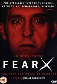 Fear X (2003) cover