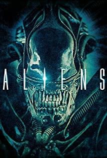 Aliens (1986) cover