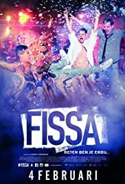 Fissa (2016) cover