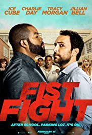 Fist Fight (2017) cover