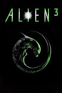 Alien³ 1992 poster