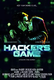 Hacker's Game (2015) cover
