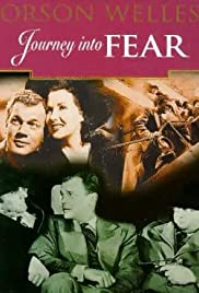 Journey Into Fear (1942) cover