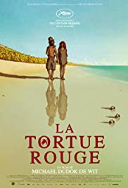 La tortue rouge (2016) cover