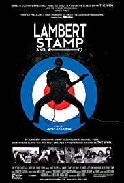 Lambert & Stamp 2014 poster