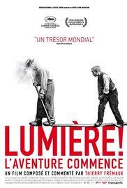 Lumière! (2016) cover