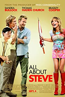 All About Steve (2009) cover