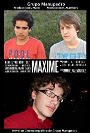 Maxime 2016 poster