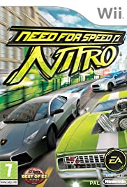 Need for Speed: Nitro (2009) cover